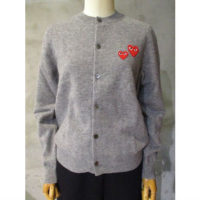 【PLAY COMME des GARCONS】PLAY LADIES CARDIGAN