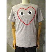 sold out【PLAY COMME des GARCONS】PLAY T-SHIRT