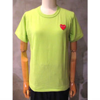 【PLAY COMME des GARCONS】PLAY T-SHIRT RED HEART