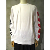 sold out【PLAY COMME des GARCONS】PLAY LOGO T-SHIRT