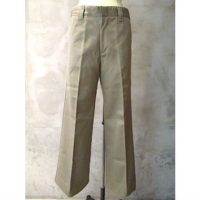 SALE【HYKE】TAPERED WORK PANTS