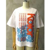 SALE【kolor】ブライトコットン天竺Tシャツ