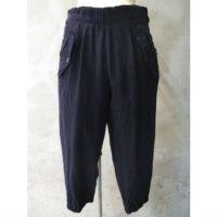 SALE【tricot COMME des GARCONS】ウールビエラ先染製品縮絨パンツ