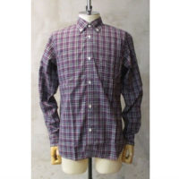 SALE【COMME des GARCONS HOMME】綿チェックシャツ