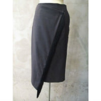 SALE【HYKE】W/C WRAP SKIRT