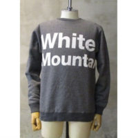 SALE【White Mountaineering】LOGO PRINTED SWEATSHIRT