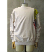 SALE【HENRIK VIBSKOV】SHOULDER TAPE SWEAT