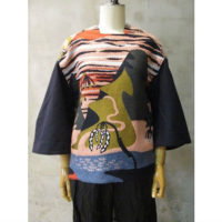 SALE【HENRIK VIBSKOV】SCALE BLOUSE