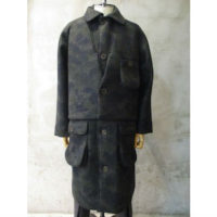 SALE【HENRIK VIBSKOV】COLLECT COAT