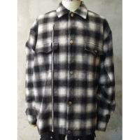 SALE【STAMPD】Asher Flannel Shirt Jacket