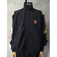 sold out【doublet】CHAOS EMNROIDERY TRACK JACKET