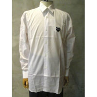 sold out【PLAY COMME des GARCONS】PLAY BLACK HEART SHIRT