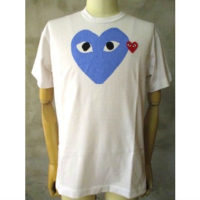 【PLAY COMME des GARCONS】PLAY RED HEART T-SHIRT