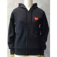 sold out【PLAY COMME des GARCONS】PLAY RED HEART HOODED SWEATSHIRT