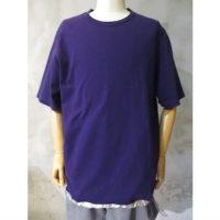 SALE【kolor】製品染め20/2ボイル天竺Tシャツ