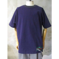 【kolor】ブークレハード天竺Tシャツ