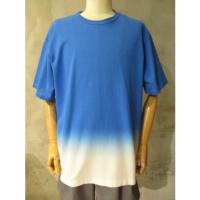 【kolor】製品グレデーション染め20/2ボイル天竺Tシャツ