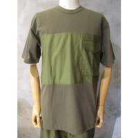 【COMME des GARCONS HOMME】綿天竺×綿モールスキンTシャツ