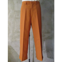 SALE【WALK OF SHAME】ORANGE TROUSERS