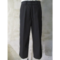【WALK OF SHAME】BLACK TROUSERS