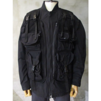 【White Mountaineering】MILITARY VEST BLOUSON