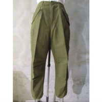 【HYKE】M-51 TYPE FIELD PANTS