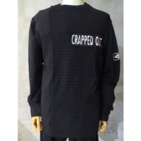 SALE【LIAM HODGES】CRAPPED PUT CONTRAST SHIRT TEE
