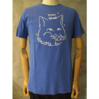 sold out【MAISON KITSUNE】TEE-SHIRTANCORA TU