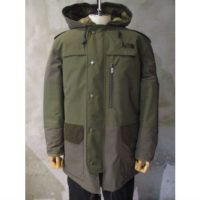 【eYe COMME des GARCONS JUNYA WATANABE MAN】ナイロンタフタ GORE-TEX INFINIUM THE NORTH FACE ブルゾン