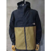 sold out【eYe COMME des GARCONS JUNYA WATANABE MAN】綿ツイル×綿チェック THE NORTH FACE Wネーム ブルゾン