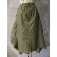 sold out【HYKE】M-51 SHELL SKIRT