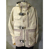 【White Mountaineering】GORE-TEX INFINIUM MIXED MOUTNTAIN PARKA