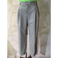 SALE【WALK OF SHAME】striped trousers