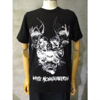"SALE【White Mountaineering】PRINTED T-SHIRT ""DARK HERO"""