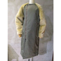 sold out【HYKE】FLIGHT FAUX SHEARLING COAT