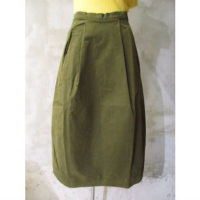 SALE【HENRIK VIBSKOV】PICKLE SKIRT