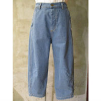 【HENRIK VIBSKOV】PEANUT DENIM PANTS