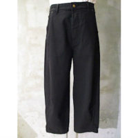 SALE【HENRIK VIBSKOV】PEANUT DENIM PANTS