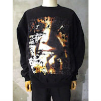 "sold out【doublet】""HORROR"" EMBROIDERY SWEAT SHIRT"