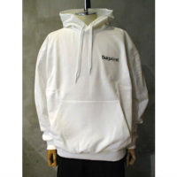 "【doublet】""HORROR"" EMBROIDERY HOODIE"