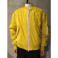 【WALK OF SHAME】yellow bomber jacket