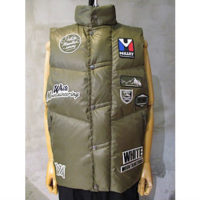 【MILLET×White Mountaineering】GORE-TEX INFINIUM MILLET×WM DOWN VEST