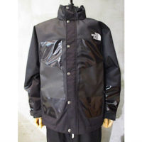 SALE【eYe COMME des GARCONS JUNYA WATANABE MAN】THE NORTH FACE バッグ×コーデュロイツイルカスタマイズブルゾン