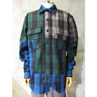 【LIAM HODGES】BUFFALO CHECK OVERSHIRT