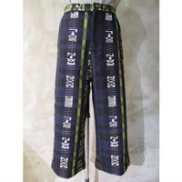 【HENRIK VIBSKOV】KENTUCKY TROUSERS