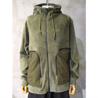 【White Mountaineering】W ZIPPED POCKET PARKA