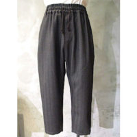 【White Mountaineering】TAPERED SAROUEL PANTS