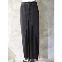 SALE【MM6】S32MA0308スカート