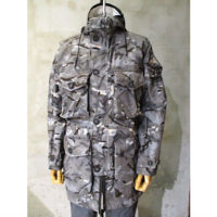 【Ark Air】UNLIND SMOCK CAMO