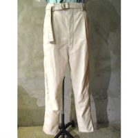 【doublet】HEAVY TWILL HIGH WAIST WIDE TAPERED TROUSERS